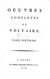 Oeuvres completes: Théâtre ; 7, Volume7