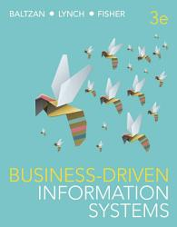 Business Driven Information Systems 3rd Edition Book PDF