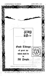 Helping Hand: 1905-1907, Volumes 34-36