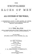 The Uncivilized Races of Men in All Countries of the World PDF
