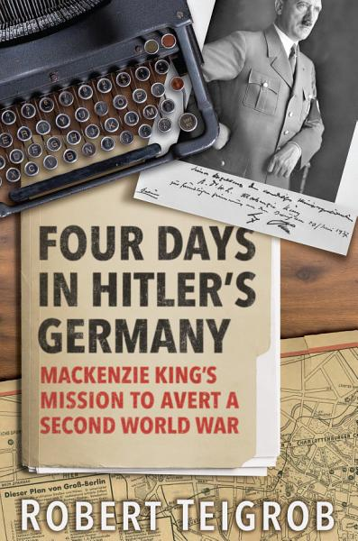 Download Four Days in Hitler  s Germany Book