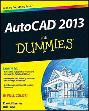 AutoCAD 2013 For Dummies PDF