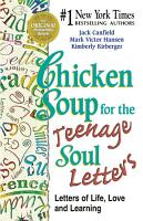 Chicken Soup for the Teenage Soul Letters PDF