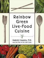 Rainbow Green Live Food Cuisine PDF