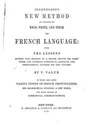New Method of Learning to Read ... French Language ... Added ...
