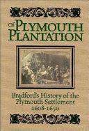 Of Plymouth Plantation PDF