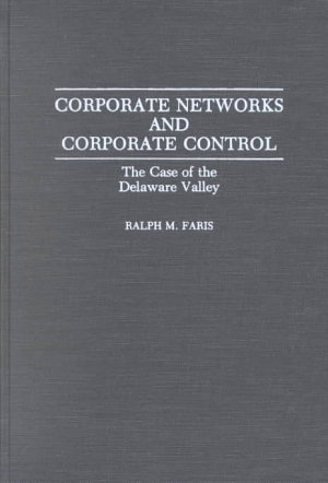 Corporate Networks and Corporate Control