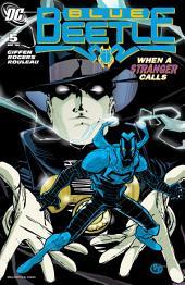 Blue Beetle (2006-) #5