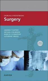 Churchill's Pocketbook of Surgery E-Book: Edition 5
