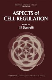 Aspects of Cell Regulation