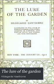 The Lure of the Garden PDF
