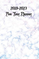 2019-2023 Five Year Planner 6x9