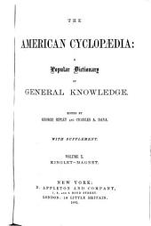 The American Cyclopædia: A Popular Dictionary of General Knowledge, Volume 10