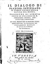 Il dialogo di Platone Timeo