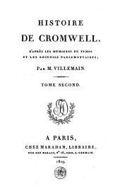 Histoire de Cromwell: Volume2