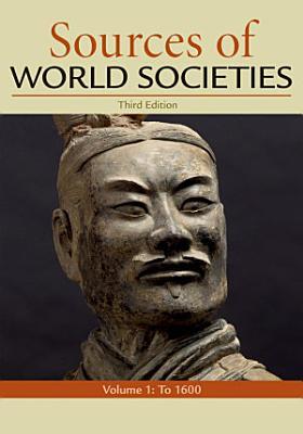 Sources of World Societies  Volume 1