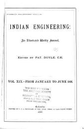 Indian Engineering: Volume 24