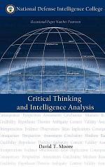 Critical Thinking and Intelligence Analysis