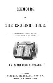 Memoirs of the English Bible. (Modern Superstition.).
