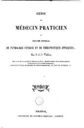 Guide du médecin praticien ou Résumé général de pathologie interne et de thérapeutique appliquées: Volume2