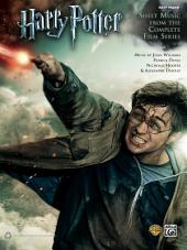 Harry Potter - Sheet Music from the Complete Film Series: Easy Piano Sheet Music
