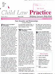 ABA Child Law Practice PDF