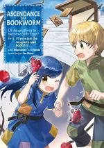 Ascendance of a Bookworm (Manga) Part 2 Volume 3