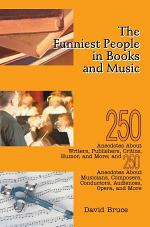 The Funniest People in Books and Music