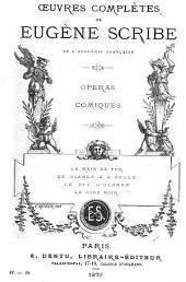 Œuvres complètes de Eugène Scribe