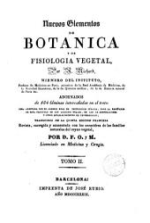 Nuevos elementos de botanica y de fisiologia vegetal, 2