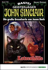 John Sinclair - Folge 1786: Katzenhölle