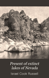Present and Extinct Lakes of Nevada