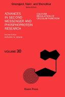 Calcium Regulation of Cellular Function