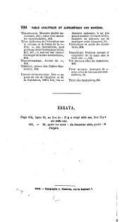 Bulletins: 2d série, Volume7