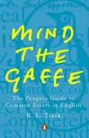 Mind the Gaffe PDF