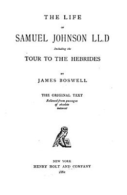 The Life of Samuel Johnson PDF