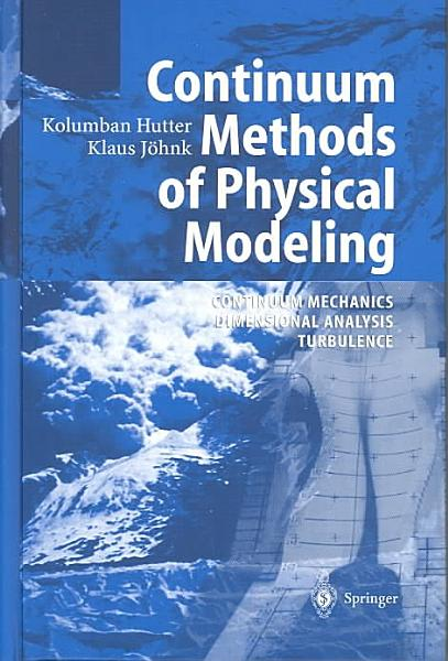 Continuum Methods of Physical Modeling PDF