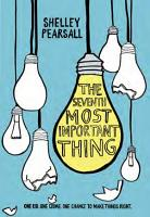 The Seventh Most Important Thing PDF