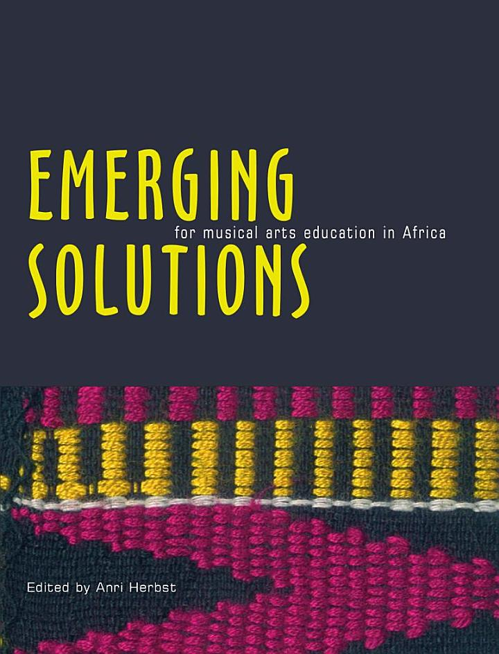 Emerging Solutions for Musical Arts Education in Africa