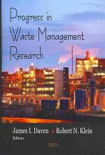 Progress in Waste Management Research