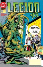 L.E.G.I.O.N. (1989-) #61