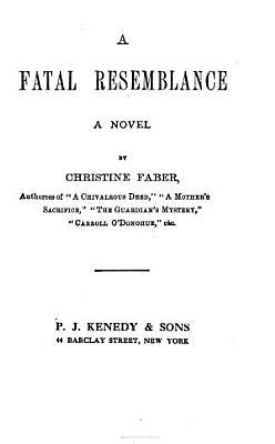 A Fatal Resemblance PDF