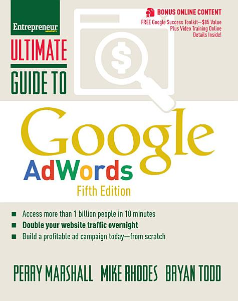 Download Ultimate Guide to Google AdWords Book