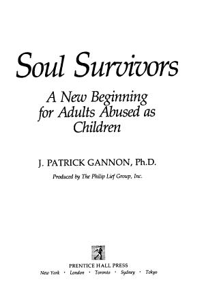 Soul Survivors PDF