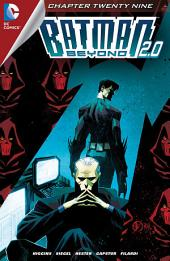 Batman Beyond 2.0 (2013-) #29