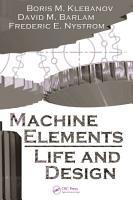 Machine Elements PDF