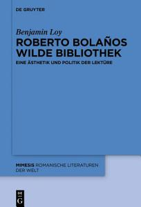 Roberto Bola  os wilde Bibliothek PDF