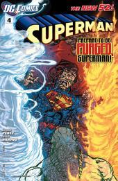 Superman (2011-) #4