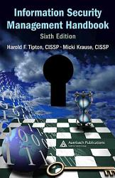 Information Security Management Handbook Sixth Edition Book PDF