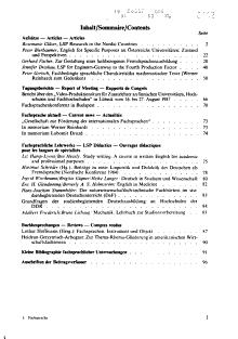 Fachsprache PDF